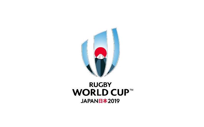ラグビーワールドカップ2019ロゴ