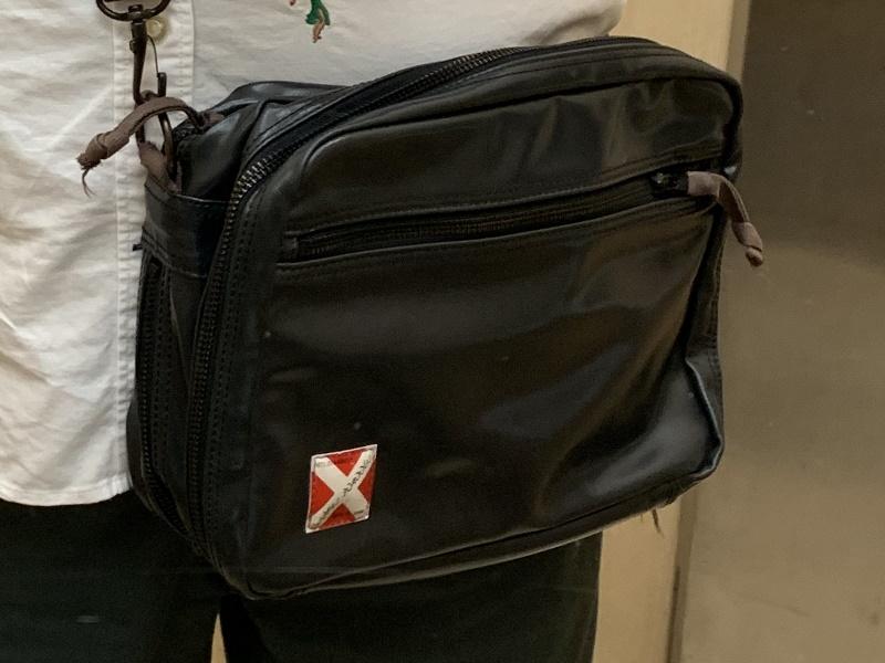 Luggage Labelのショルダーバッグ