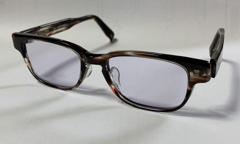 仕事用中近両用メガネ